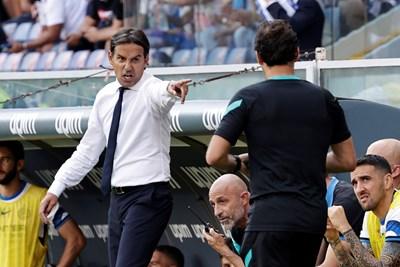 """Симоне Индзаги иска неговите играчи да скочат здраво на """"Реал"""""""