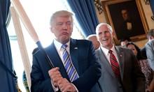 Заради Тръмп светът ще загуби битката за собственото си спасение