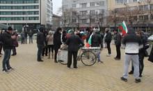 Младежът, дрифтирал до протестиращите в София - криминално проявен, не е знаел за протестите