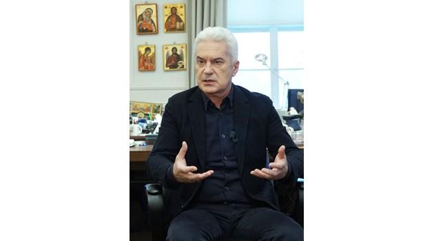 Подадох оставка от НС! За 3 месеца ще ликвидирам престъпността в София