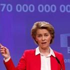 Урсула фон дер Лайен обяви мерки за подпомагане на европейската икономика.