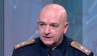 Ген. Венцислав Мутафчийски КАДЪР: bTV