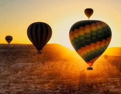 Американска компания иска да изпраща търсачи на силни усещания на полет от повърхността на Земята в Аляска до най-високите слоеве на атмосферата СНИМКА: Pixabay