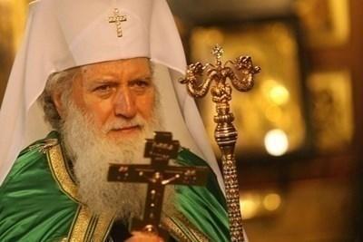 Негово светейшество Патриарх Неофит СНИМКА: Архив