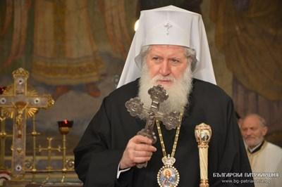 Патриарх Неофит Снимка: Светият синод