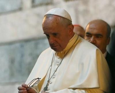 Папа Франциск. Снимка: Ройтерс, Архив
