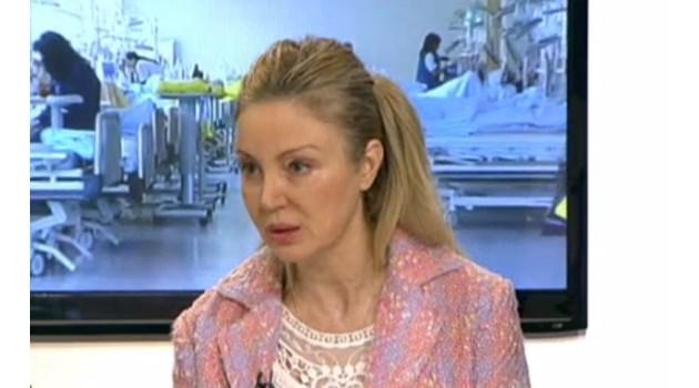 Директорката на Изпълнителната агенция по трансплантации пак е подала оставка