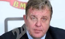 """Каракачанов пита президента в """"24 часа"""": Кой е лобистът за F-16?"""