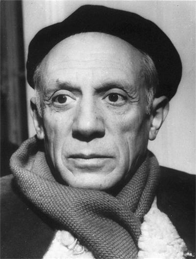 Пабло Пикасо. Снимка Архив
