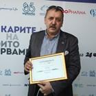 Проф. Тодор Кантарджиев, директор на Националния център по заразни и паразитни болести. Снимка 24 ЧАСА
