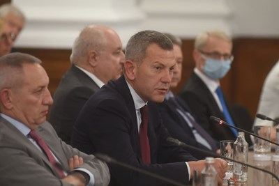 Георги Тодоров СНИМКА: Велислав Николов