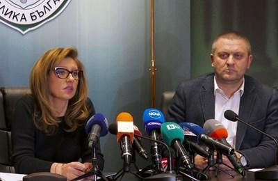 Емилия Русинова и Георги Хаджиев разказаха за разкриването на убийството.