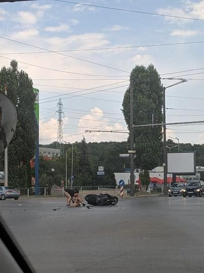СНИМКА: фейсбук/ Софийски мотористи