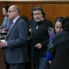 Николай Банев в съда СНИМКА: Архив