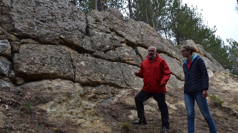 Откриха крепост в Родопите на 1300 г. от времето на Троянската война, вероятно част от резиденция на тракийски владетел