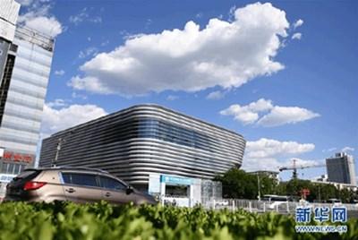 В сряда бе завършен комплексният тренировъчен център СНИМКА: Радио Китай