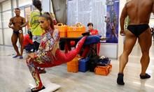 Състезание по културизъм в Краснодар,Русия