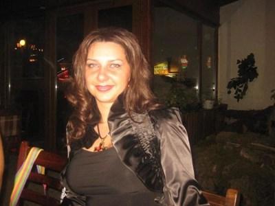 Брокерката Теодора Бахлова. Снимка:Фейсбук
