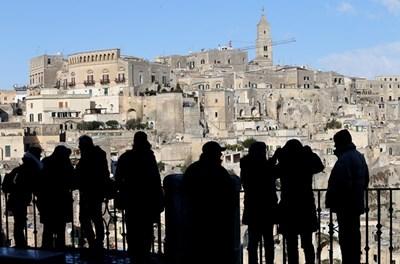 Камъните на Матера са под закрилата на ЮНЕСКО от 1993 г.  СНИМКИ: АРХИВ