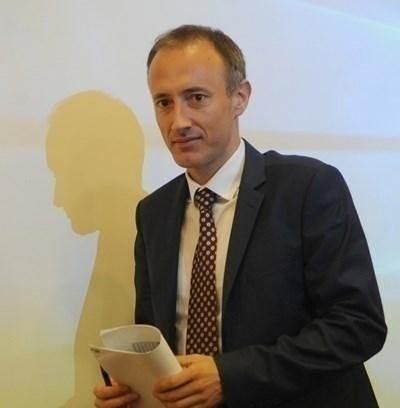 Minister Krasimir Valchev PICTURE: Archive