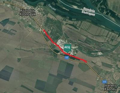 Снимка: Google maps.