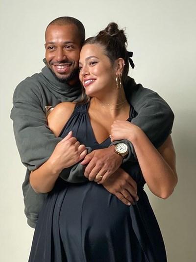 Ашли Греъм и съпругът й СНИМКА: Инстаграм/ashleygraham