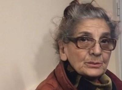 80-годишната Веселка играла ролята на муле в престъпна схема на ало измамници