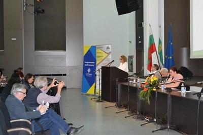 Конференцията на ЕкоЕнергия в Габрово продължава и утре СНИМКА: Община Габрово