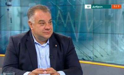 д-р Мирослав Ненков Кадър: БНТ