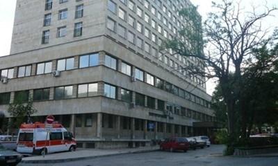 Мъжът е бил изолиран в самостоятелна болнична стая.в МБАЛ-Шумен СНИМКА:Архив