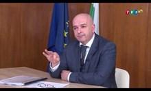 Видео с интервюто на Миролюба Бенатова с ген. Мутафчийски