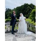 Нед Донован и принцеса Рая бин Хюсеин СНИМКА: Туитър