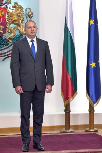 Румен Радев върна избора на 7 ноември.