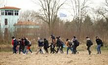 Мигранти в Турция: Казаха ни, че не може да влезем в България, тръгваме към Гърция