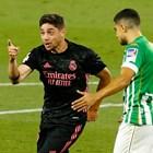 """Федерико Валверде вкара първото попадение за """"Реал"""" през този сезон"""