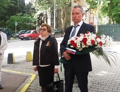 Изгоненият от България офицер на ГРУ Владимир Русяев