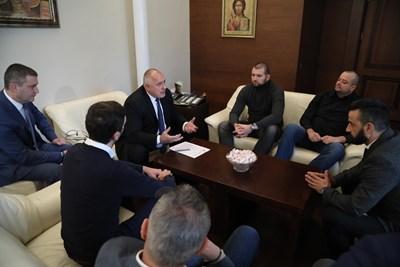 """Борисов към феновете: Акциите на """"Левски"""" трябва да са при вас"""