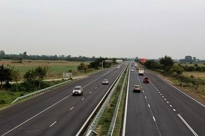 "Автомагистрала ""Тракия"" СНИМКА: АПИ"
