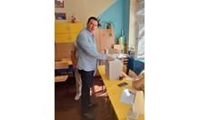 Паргов: Гласувах за сигурност и стабилност в държавата, която да гарантира промяната