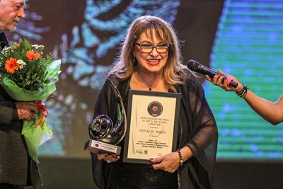 Маргарита Хранова получи голямат награда