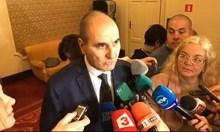 """Цветанов: """"Атака"""" не е подписала номинацията на Николова (Видео)"""