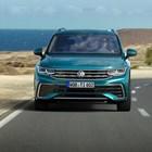 И Volkswagen Tiguan минава 50 км само на ток