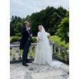Внукът на писателя Роалд Дал се ожени за йорданска принцеса (Снимки)