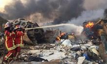 Очевидци от Бейрут: Сякаш падна ядрена бомба
