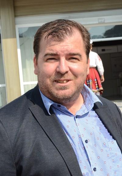 Зам-министър Явор Гечев.