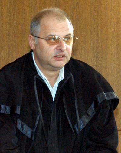 Съдия Мариян Марков е в съдебната система от 1993 г.