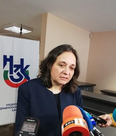 Жени Начева