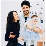 Волейболният национал Тодор Скримов стана баща за втори път
