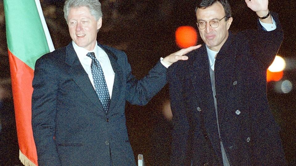 Как позират заедно американският и българският президент - 168 Часа