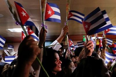 Резултат с изображение за Куба връща на САЩ